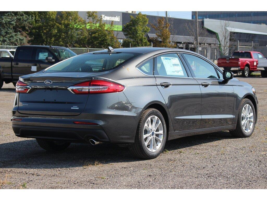 2020 Ford Fusion SE FWD Scarborough ON