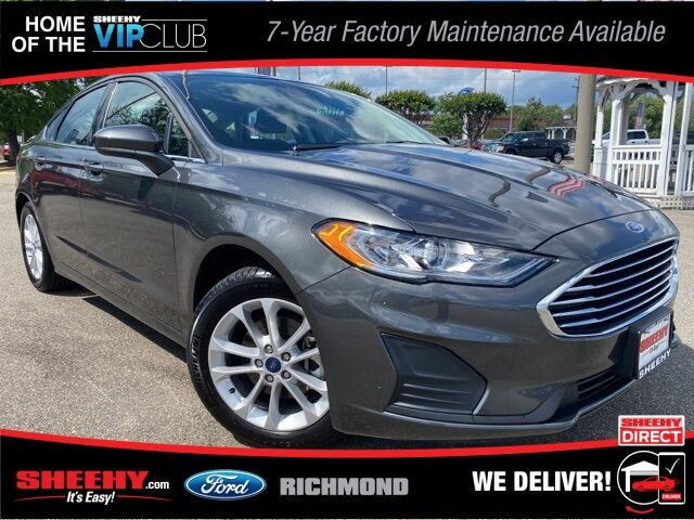 2020 Ford Fusion SE Richmond VA