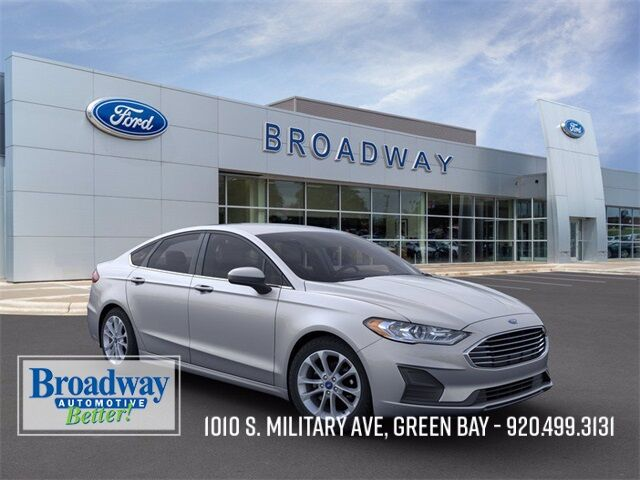 2020 Ford Fusion SE Green Bay WI