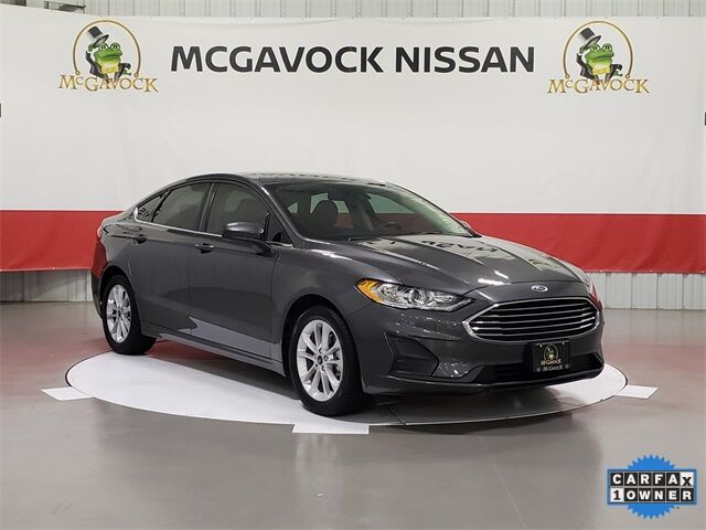 2020 Ford Fusion SE Rockwall TX