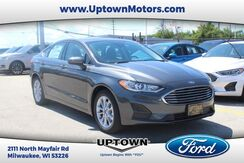 2020_Ford_Fusion_SE_ Milwaukee and Slinger WI