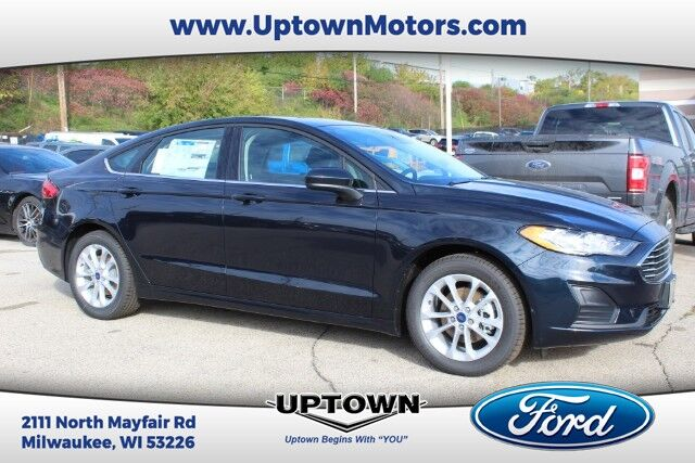 2020 Ford Fusion SE Milwaukee and Slinger WI