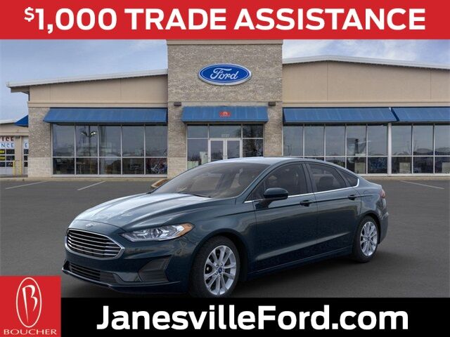2020 Ford Fusion SE Janesville WI
