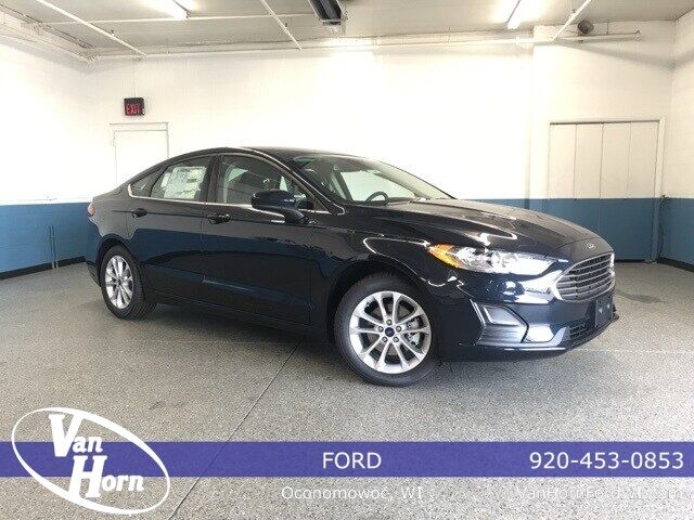 2020 Ford Fusion SE Plymouth WI