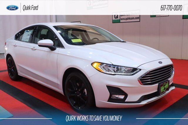 2020 Ford Fusion SE Quincy MA