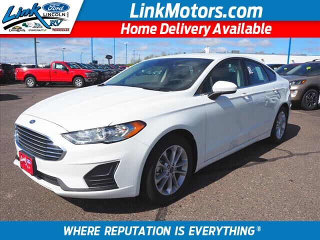2020 Ford Fusion SE Rice Lake WI
