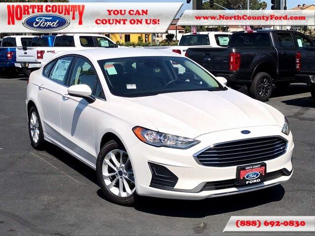 2020 Ford Fusion SE San Diego County CA