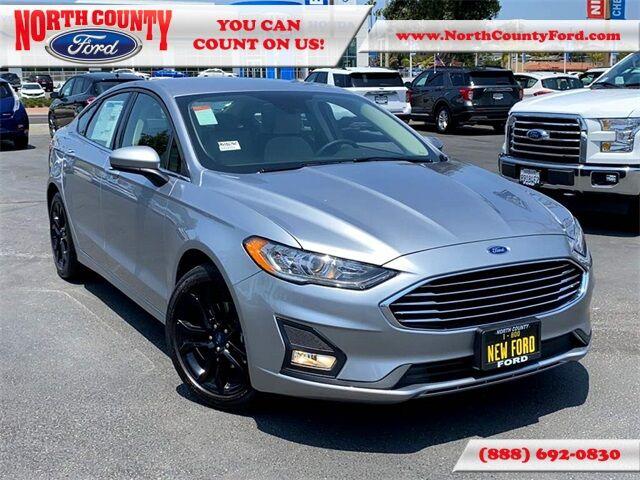 2020 Ford Fusion SE San Diego County CA