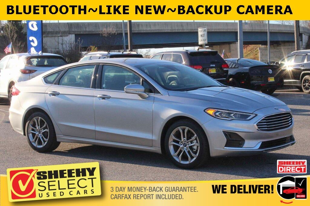 2020 Ford Fusion SEL Suitland MD