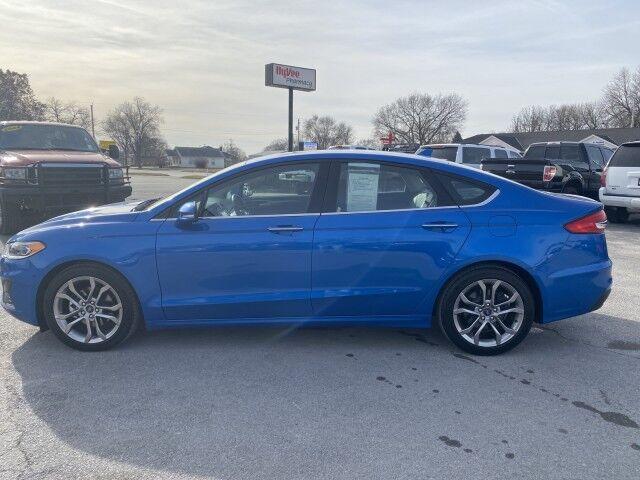 2020 Ford Fusion SEL Glenwood IA