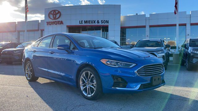 2020 Ford Fusion SEL Green Bay WI
