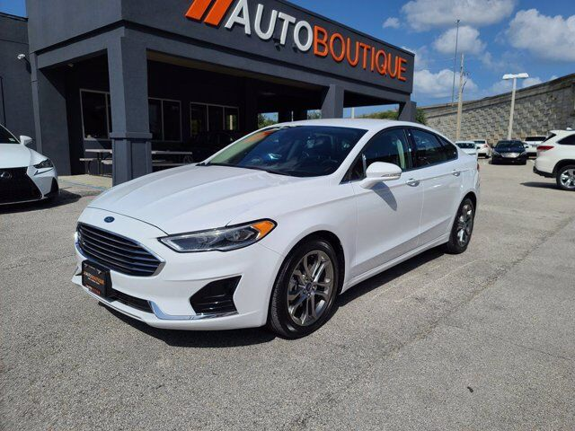 2020 Ford Fusion SEL Jacksonville  FL