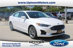 2020_Ford_Fusion_SEL_ Milwaukee and Slinger WI