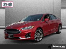 2020_Ford_Fusion_SEL_ Roseville CA