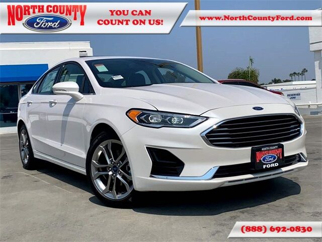 2020 Ford Fusion SEL San Diego County CA