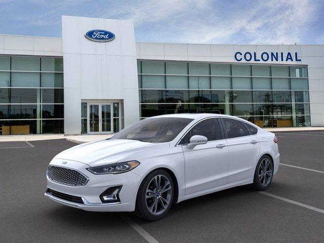 2020 Ford Fusion Titanium FWD Marlborough MA