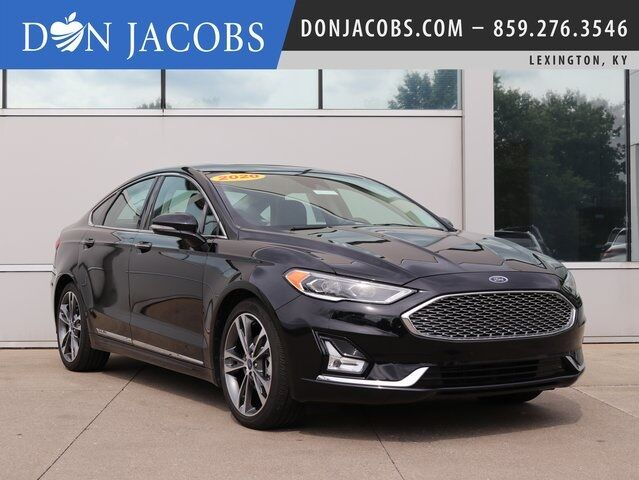 2020 Ford Fusion Titanium Lexington KY