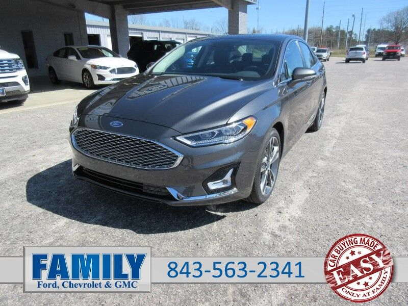 2020 Ford Fusion Titanium Sedan St. George SC