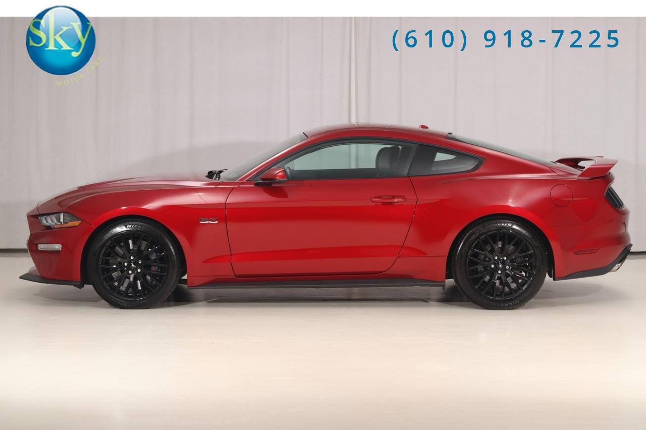 2020 Ford Mustang Coupe GT Premium 6-SPEED MANUAL West Chester PA