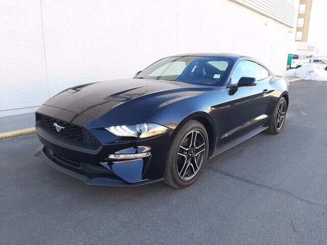 2020 Ford Mustang ECOBOOST PREMIUM 2DR CPE - HAIL SPECIAL Calgary AB