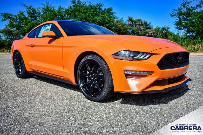 2020 Ford Mustang EcoBoost Arecibo PR