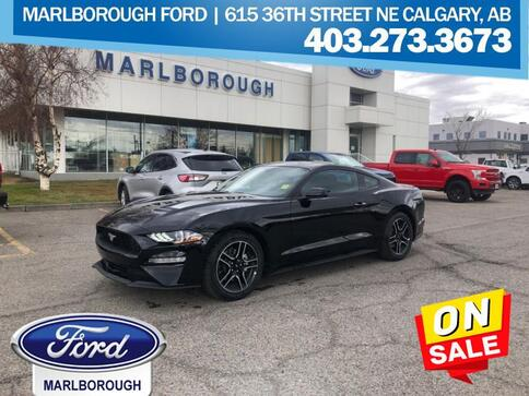 2020_Ford_Mustang_EcoBoost Fastback  - Aluminum Wheels_ Calgary AB