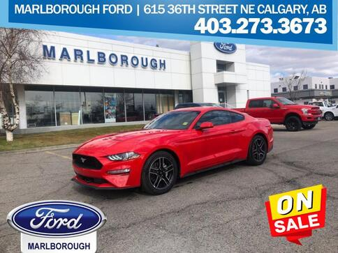 2020_Ford_Mustang_EcoBoost Fastback_ Calgary AB