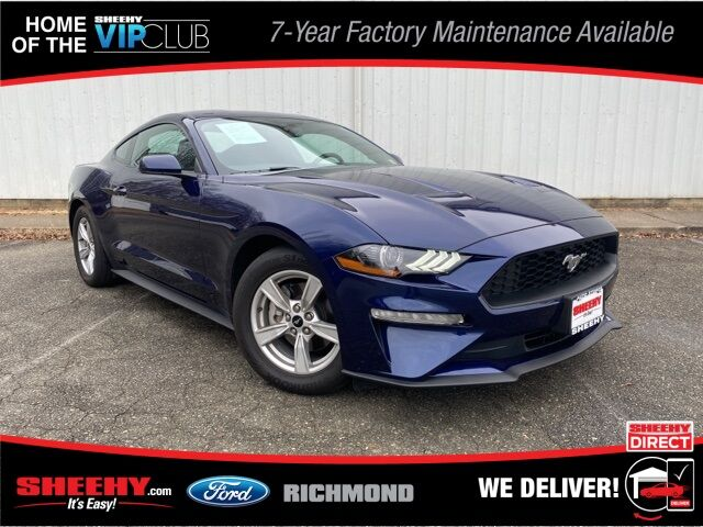 2020 Ford Mustang EcoBoost Richmond VA
