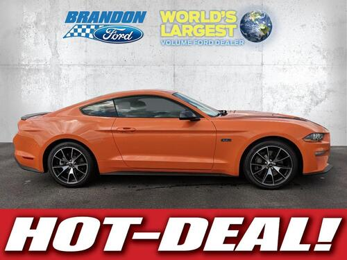 2020 Ford Mustang EcoBoost PERFORMANCE PACKAGE Tampa FL