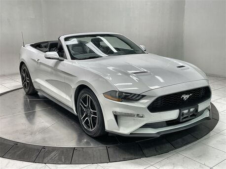2020_Ford_Mustang_EcoBoost Premium Convertible CAM,CLMT STS,PARK ASS_ Plano TX