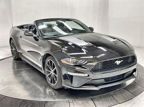 2020_Ford_Mustang_EcoBoost Premium Convertible NAV,CAM,CLMT STS,BLIN_ Plano TX