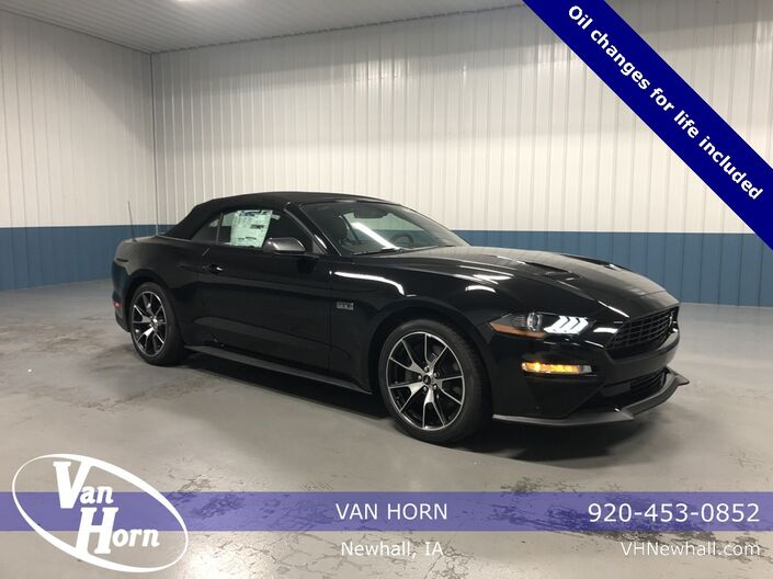 2020 Ford Mustang EcoBoost Premium Plymouth WI