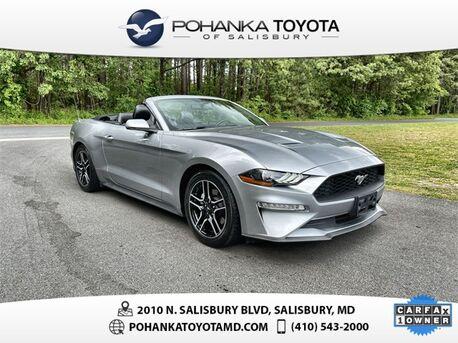 2020_Ford_Mustang_EcoBoost Premium_ Salisbury MD