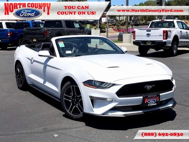 2020 Ford Mustang EcoBoost Premium San Diego County CA