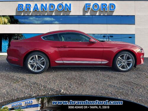 2020 Ford Mustang EcoBoost Premium Tampa FL
