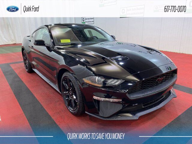 2020 Ford Mustang EcoBoost Quincy MA