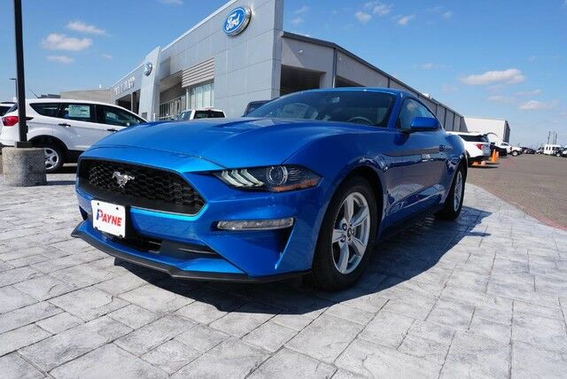 2020 Ford Mustang EcoBoost Rio Grande City TX