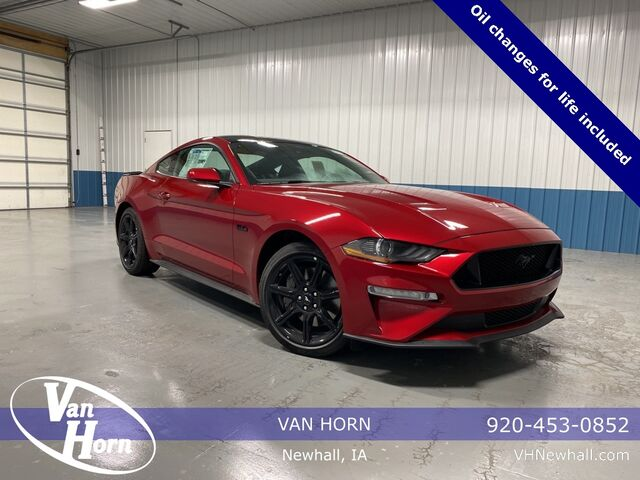 2020 Ford Mustang GT Newhall IA
