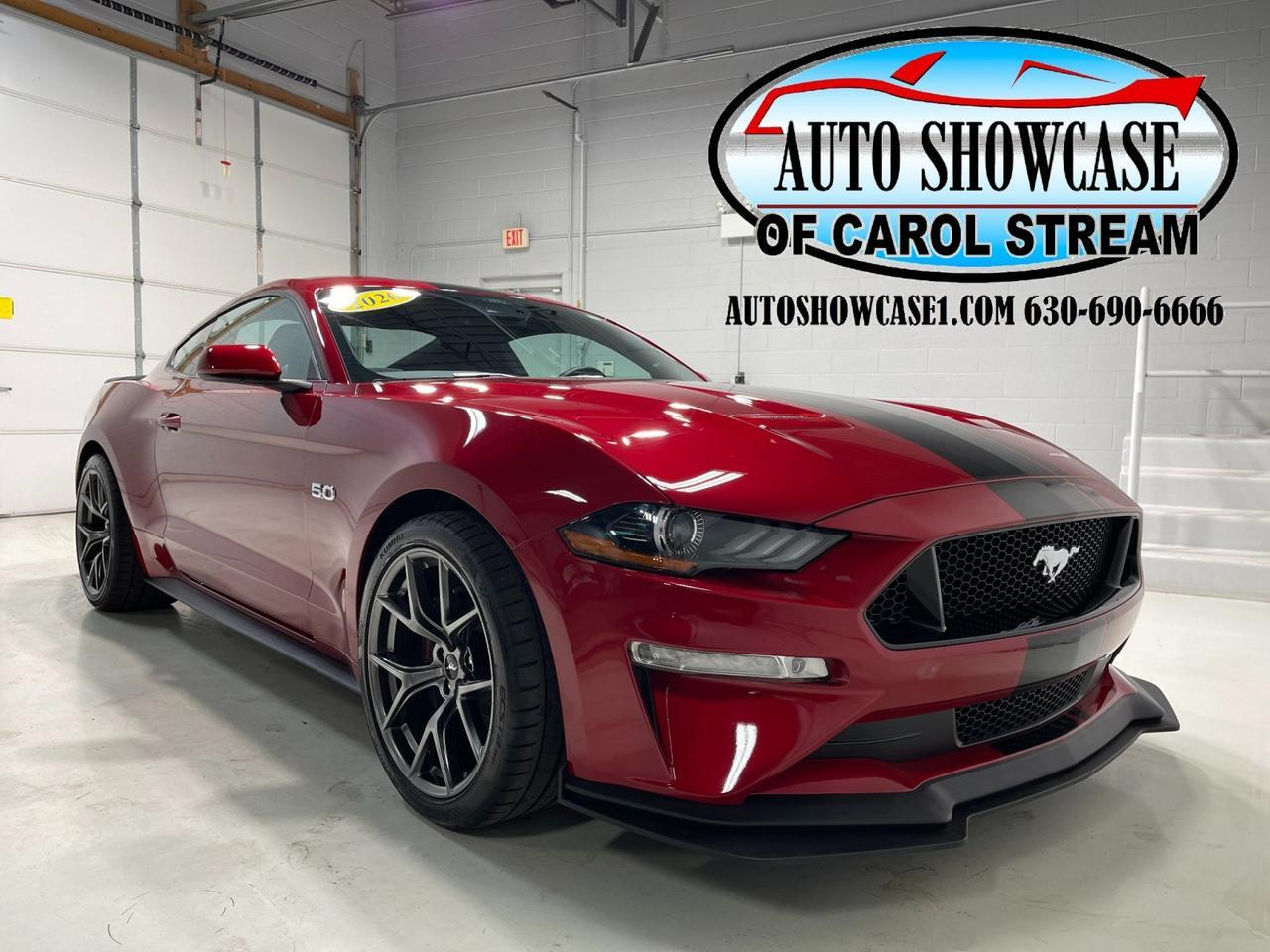 2020 Ford Mustang GT Performance Pkg 2 Carol Stream IL