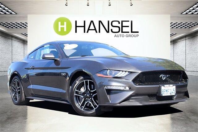 2020 Ford Mustang GT Premium Santa Rosa CA