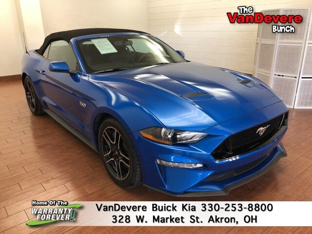 2020 Ford Mustang GT Premium Akron OH