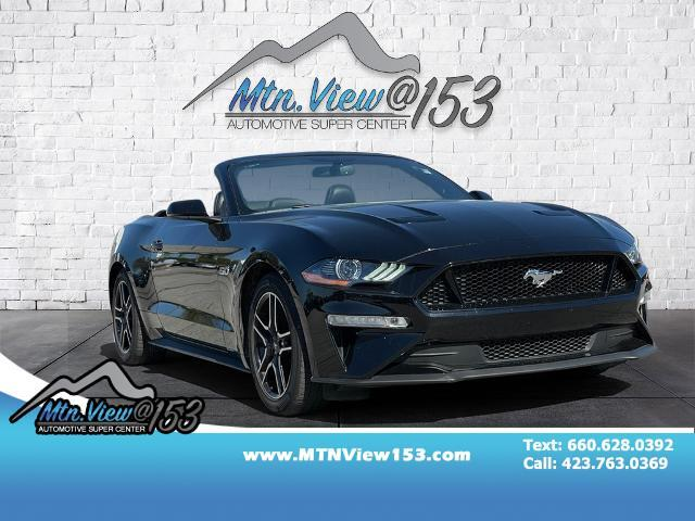 2020 Ford Mustang GT Premium Chattanooga TN