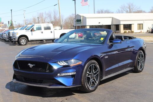 2020 Ford Mustang GT Premium Fort Wayne Auburn and Kendallville IN