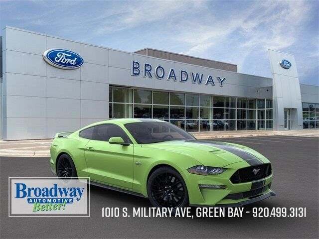 2020 Ford Mustang GT Premium Green Bay WI