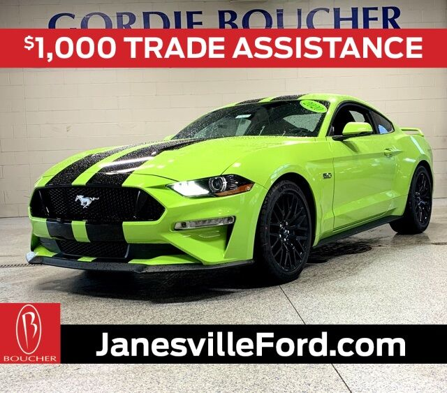 2020 Ford Mustang GT Premium Janesville WI