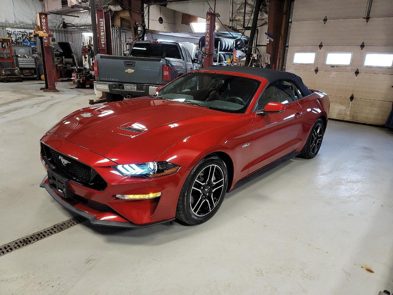 2020 Ford Mustang GT Premium Sand Lake NY