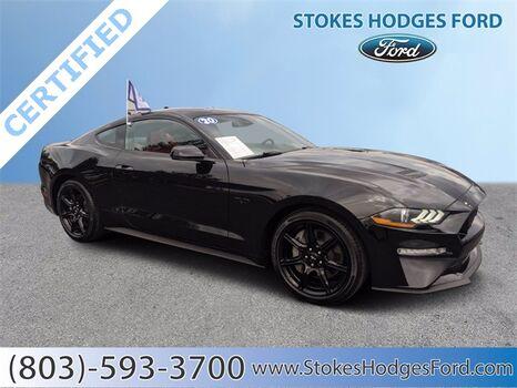 2020_Ford_Mustang_GT Premium_ Aiken SC