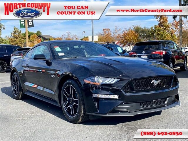 2020 Ford Mustang GT San Diego County CA