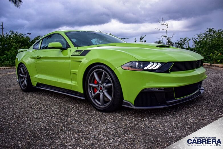 2020 Ford Mustang Saleen 302 Black Label 800HP Arecibo PR