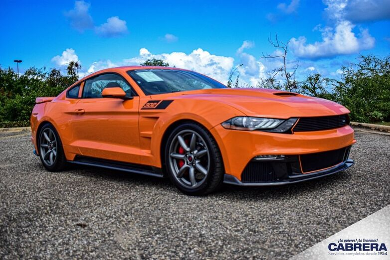 2020 Ford Mustang Saleen 302 Black Label Arecibo PR